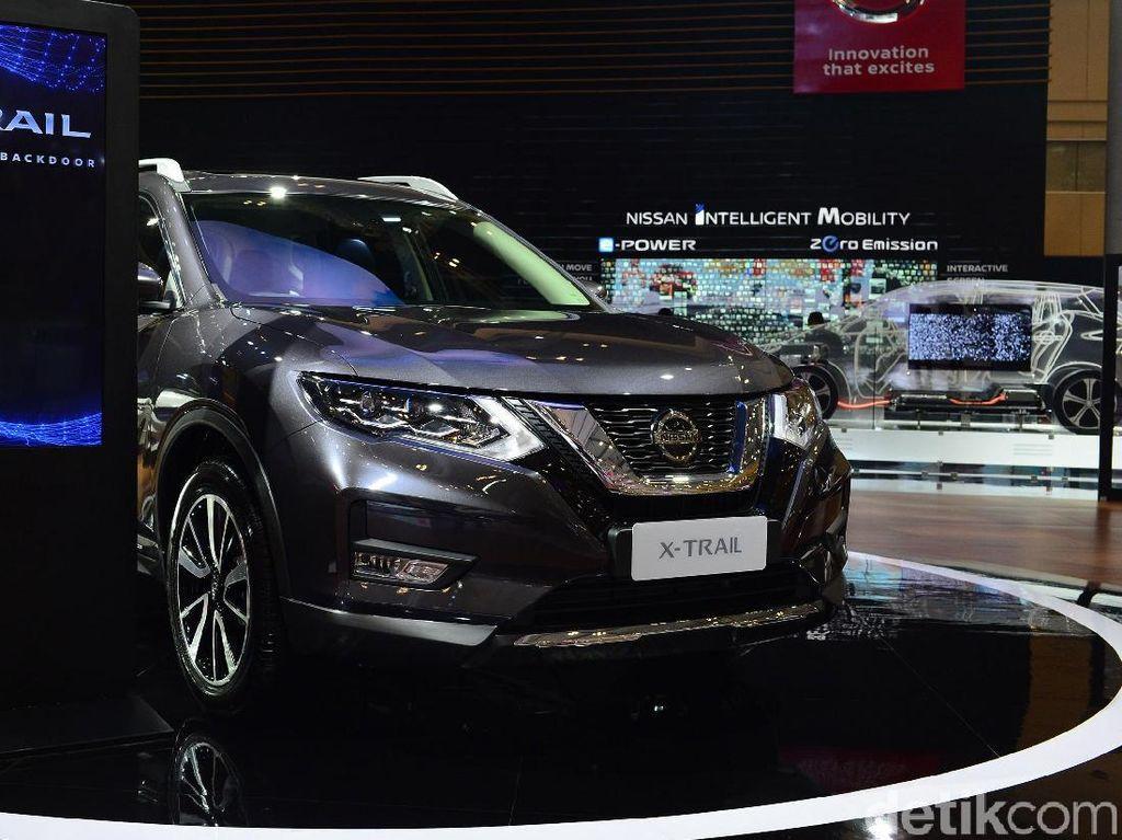 Nissan X-Trail dan Terra Tak Bakal Bersenggolan