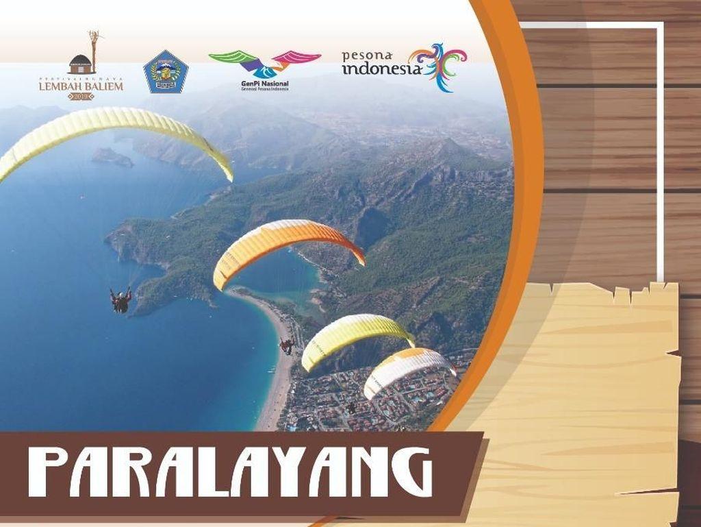 Festival Lembah Baliem Tawarkan Pemandangan Papua dari 2.400 Mdpl