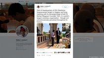 Kunjungi Organisasi Pemuja Hitler, Dubes Jerman untuk India Picu Kontroversi