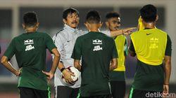 Timnas U-23 Vs Arab Saudi Sementara 1-1