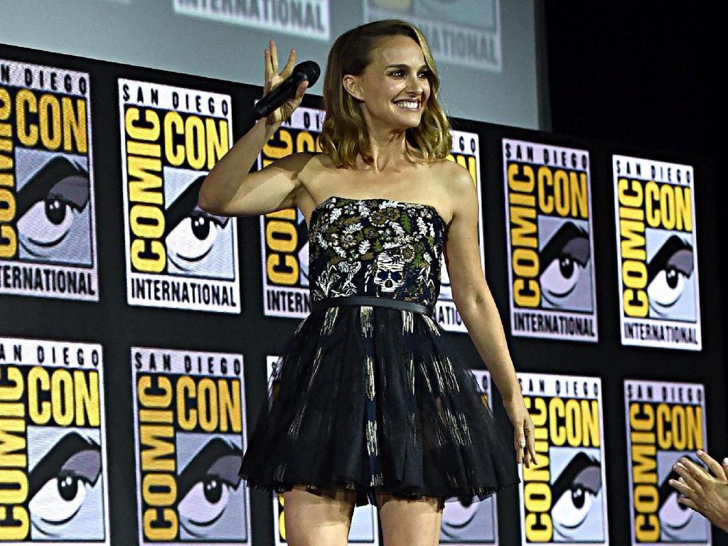 Natalie Portman Beri Bocoran Thor: Love and Thunder Syuting di Australia 2021