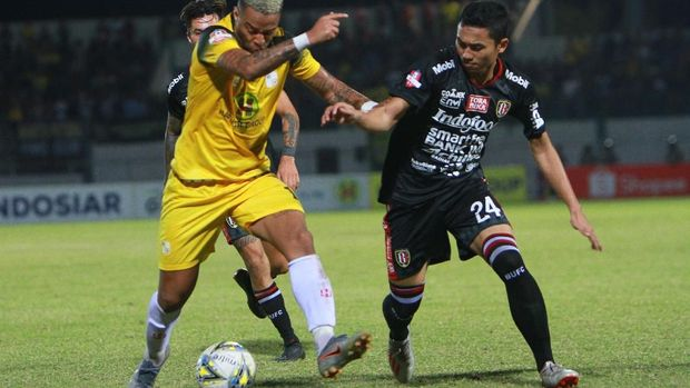 Bali United menuai hasil buruk dalam lima laga terakhir.
