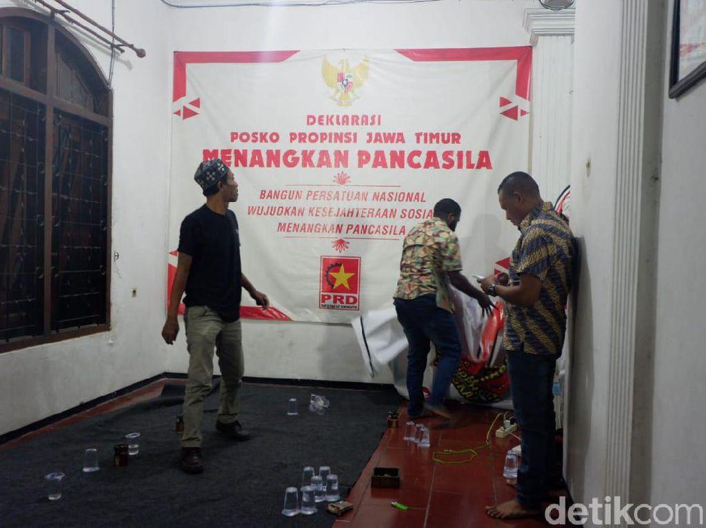 Didatangi Ormas, Syukuran HUT PRD di Surabaya Dibatalkan