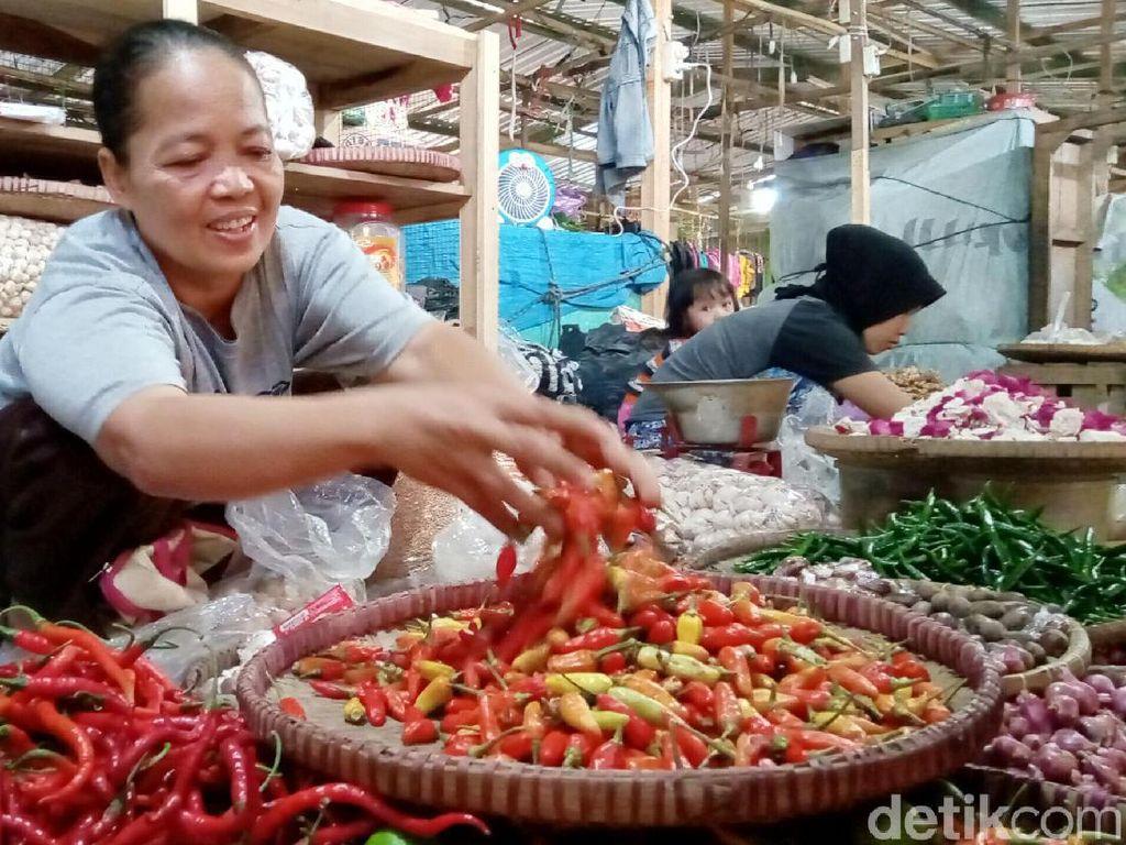 Harga Cabai Dorong Inflasi, Gubernur BI: Cabai Kering Enak, Pedasnya Sama