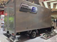 Hino Dutro Hybrid