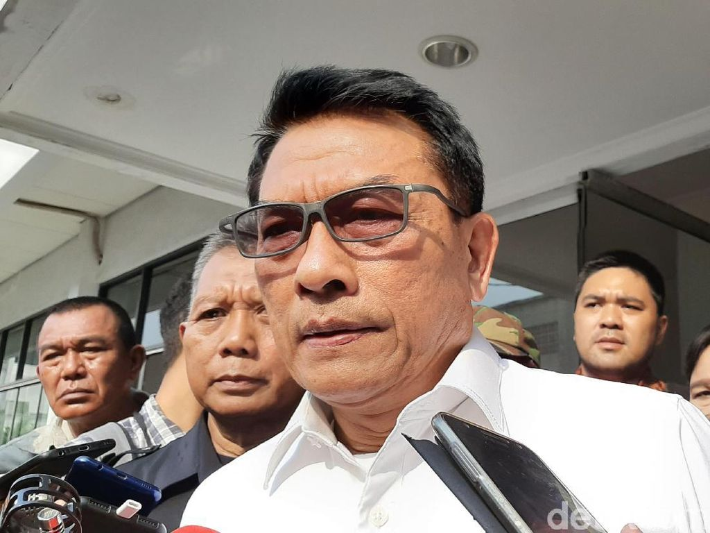 Moeldoko soal Wakil Panglima TNI: Para Kepala Staf Punya Kans