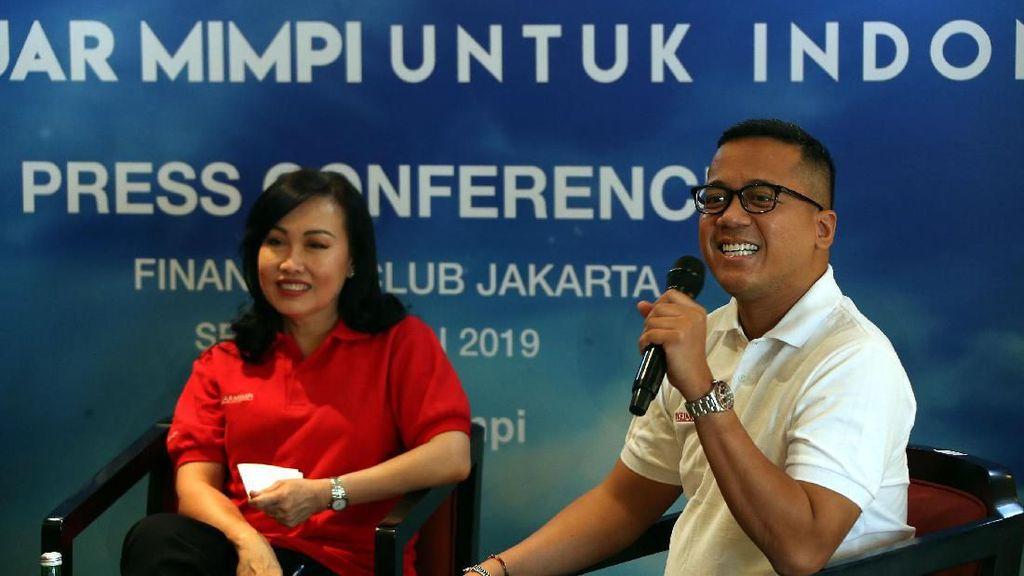Konser Kejar Mimpi untuk Indonesia Siap Digelar