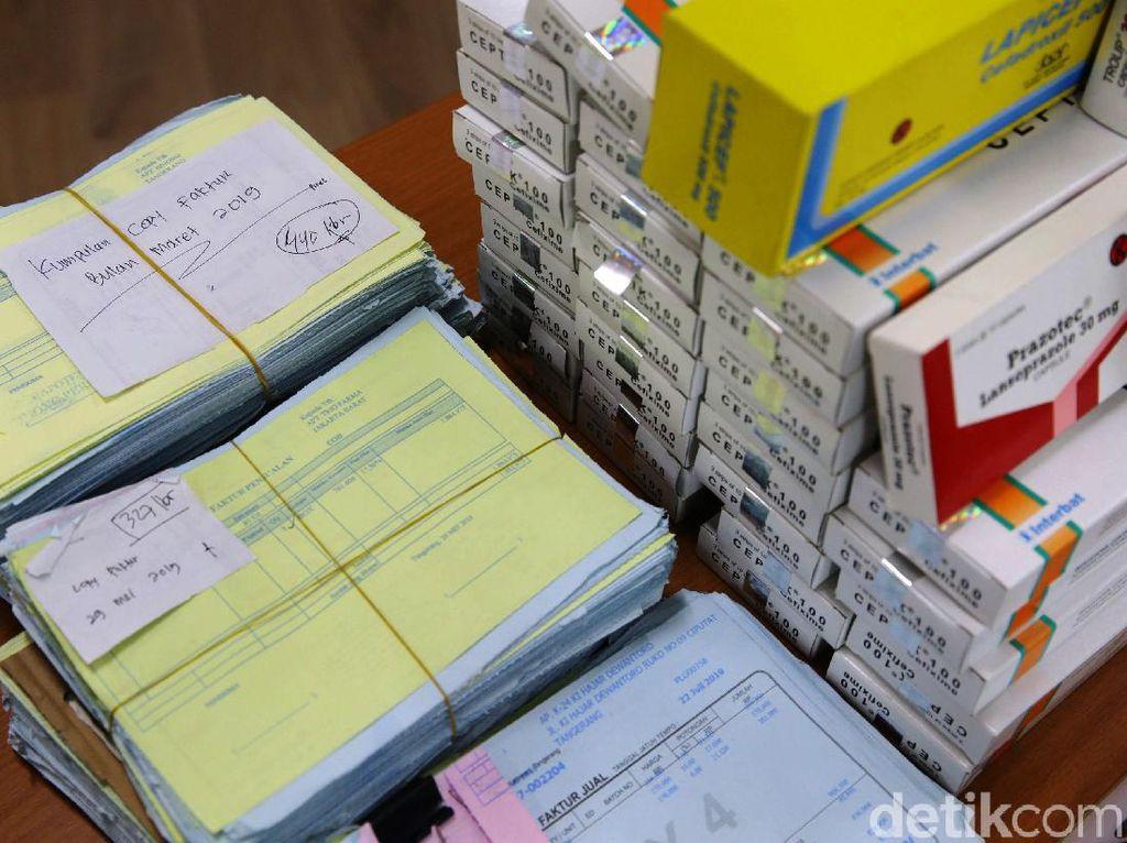 Polri Telusuri Penyebaran Obat Paten Palsu di Semarang secara Online