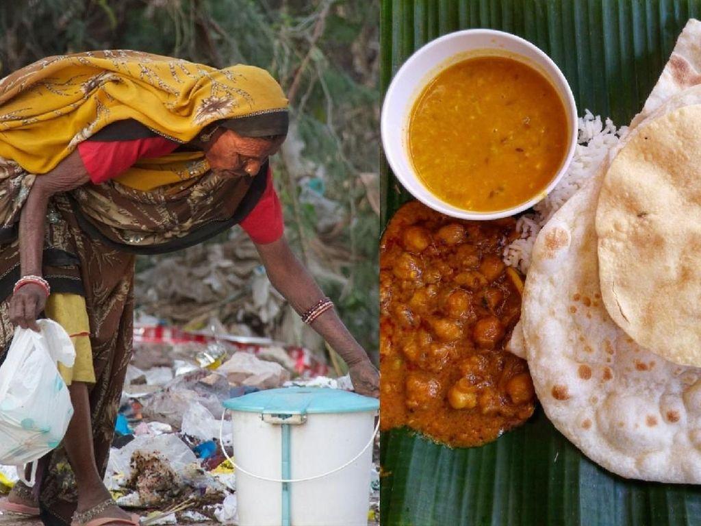 India Punya Kafe Sampah, Sampah Plastik Ditukar dengan Makanan