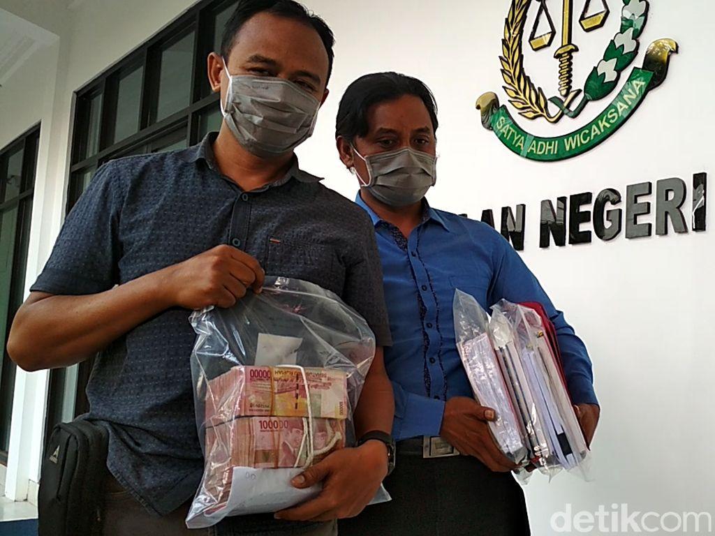 Kasus Korupsi Komisioner Bawaslu Blitar Dilimpahkan ke Kejari