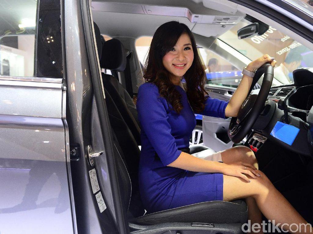 Tiguan Allspace Cuma Bisa Muat 5 Orang Dewasa, Ini Kata VW