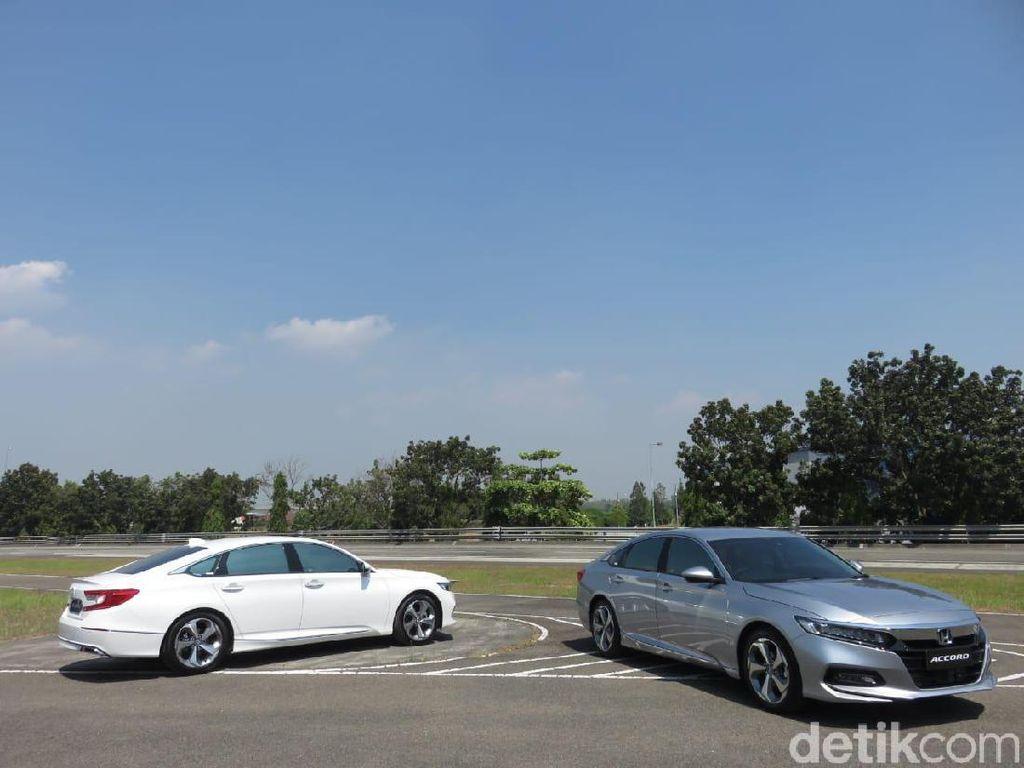 Like a Boss! Pengujian Honda Accord Menuju Bandung