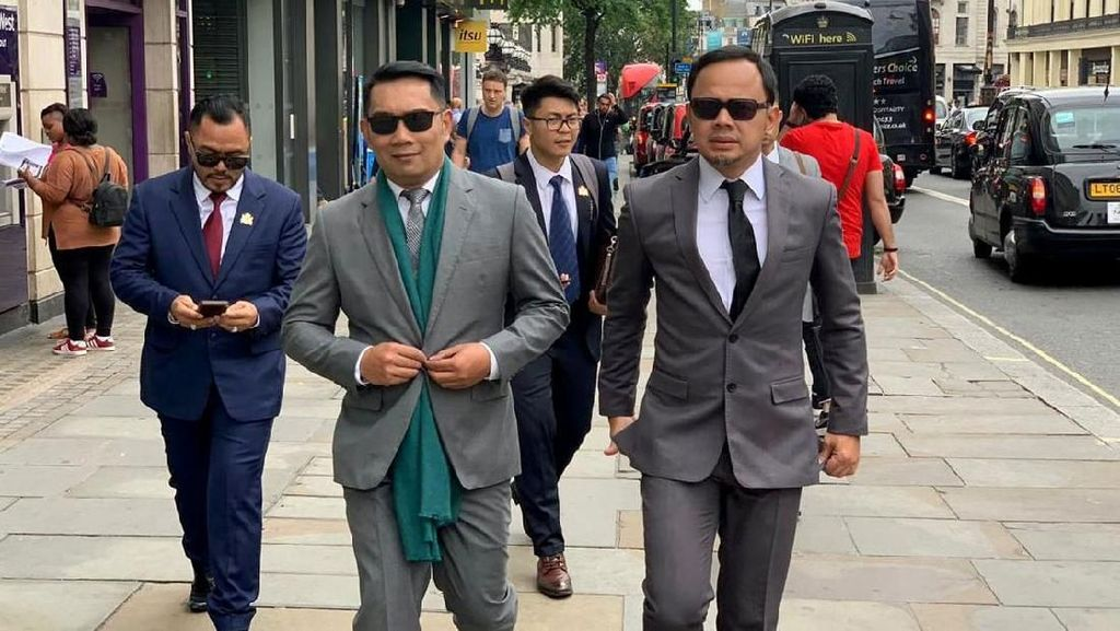 Kala Men In Black Asal Jawa Barat Beraksi di Inggris