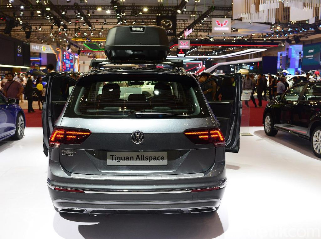VW Janji Makin Banyak Mobil yang Dirakit Indonesia