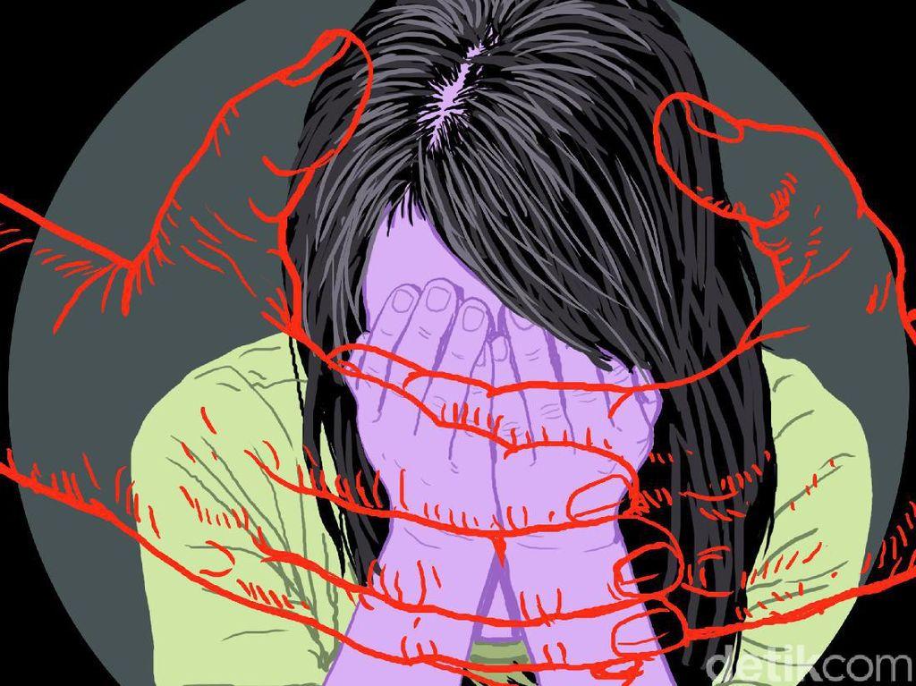 Kelakuan Bejat 7 Pria Perkosa Bergilir Gadis ABG di Kuburan