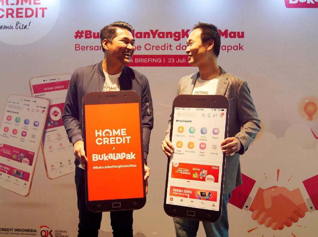 Kampanye Pembiayaan Online Tanpa Kartu Kredit