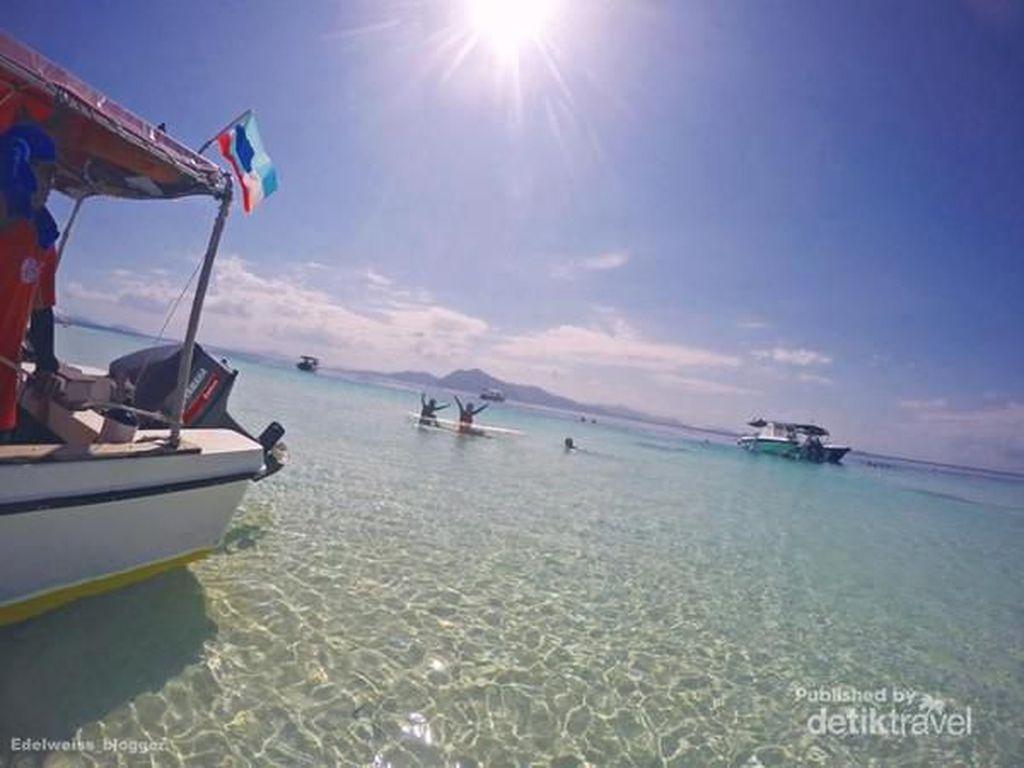Saat Saya Solo Bacpacker ke Tun Sakaran Marine Park Malaysia