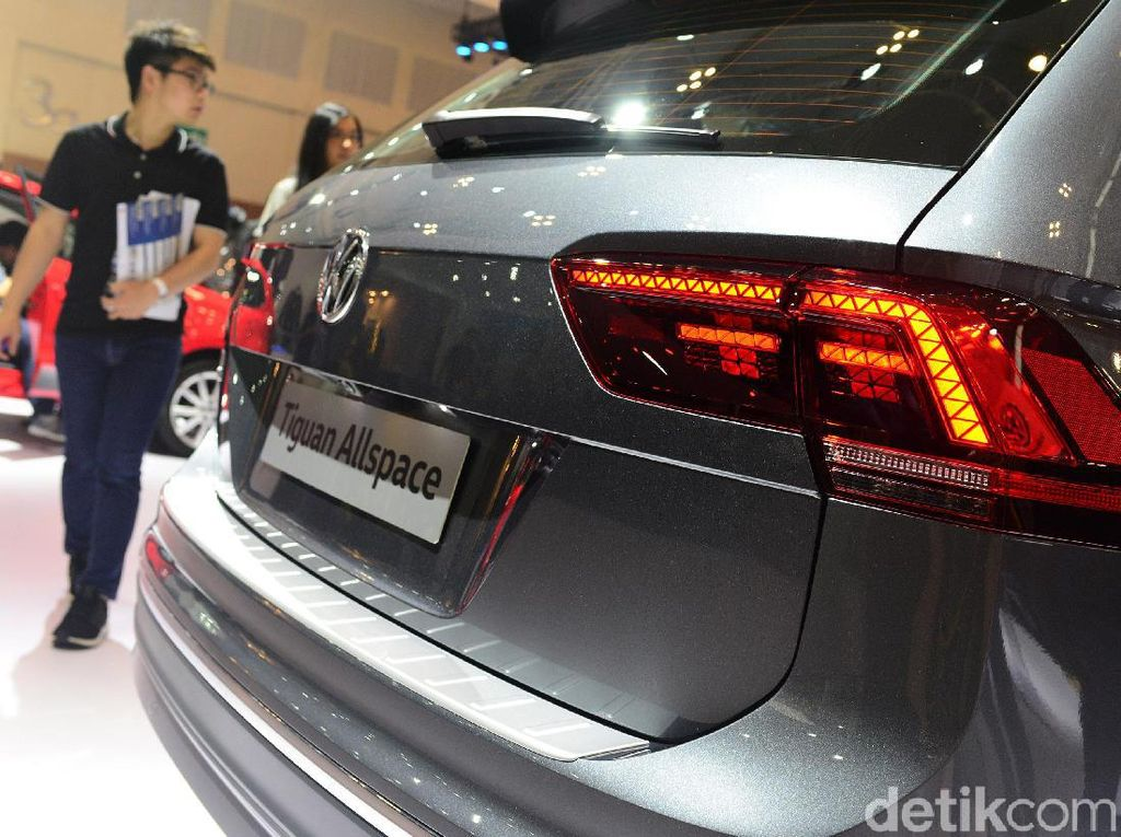 VW Rakitan Indonesia Dinanti Lawan Berat, dari CR-V sampai Almaz