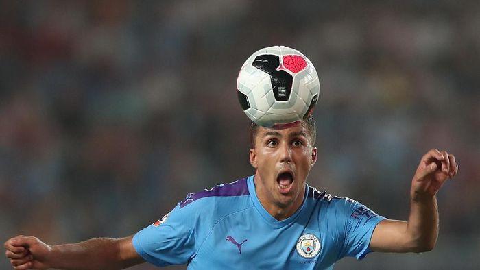 Rodri bakal jadi pemain tertinggi di Manchester City musim depan (Lintao Zhang/Getty Images for Premier League)