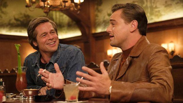 'Once Upon a Time in Hollywood' Bakal Diadaptasi Jadi Serial