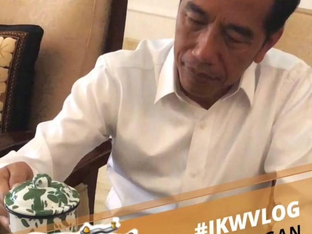 Racikan Jamu Jokowi hingga Menu Sarapan Sehat Angelina Jolie