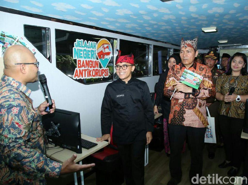 Wakil Ketua KPK: Kearifan Lokal Banyuwangi Tumbuhkan Integritas sejak Dini