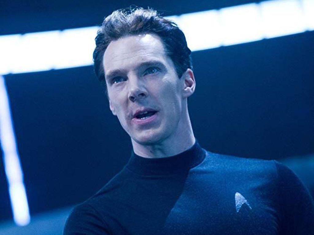 Bebas dari Dunia Luar, Benedict Cumberbatch Tinggal di Pondok Kecil