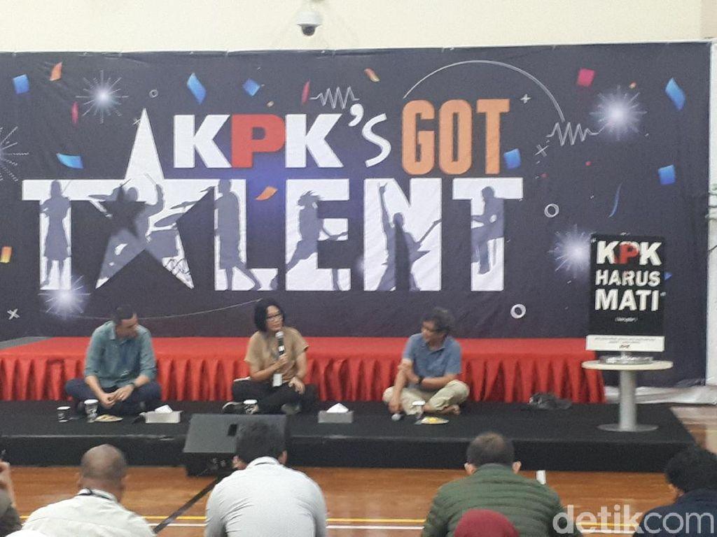Di KPK, Rian Ernest PSI Bicara Rumor Parpol Cari Duit dari APBD DKI