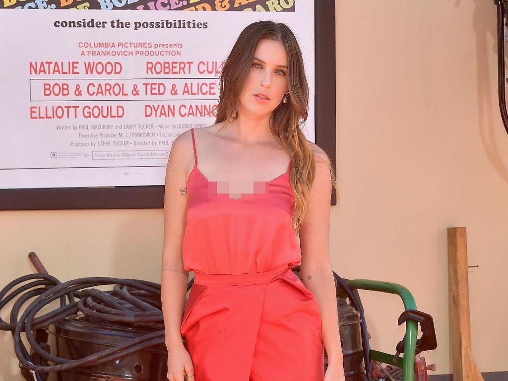 Anak Demi Moore Potong Rambut Jadi Cepak, Mirip Sang Ibu di Film Ghost