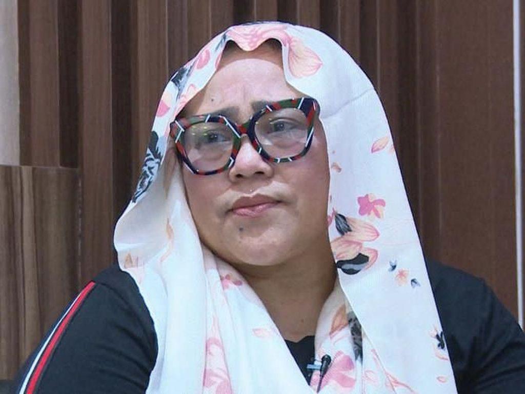 Krisna Mukti Ungkap Nunung Positif Corona, Dirawat di Wisma Atlet