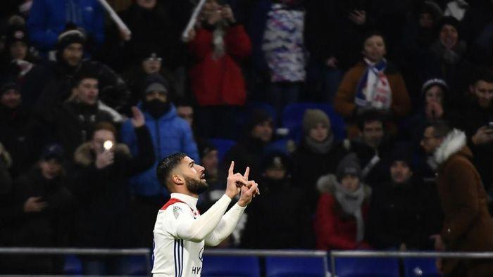 Nabil Fekir berlabuh di Real Betis. (Foto: Jeff Pachoud / AFP)