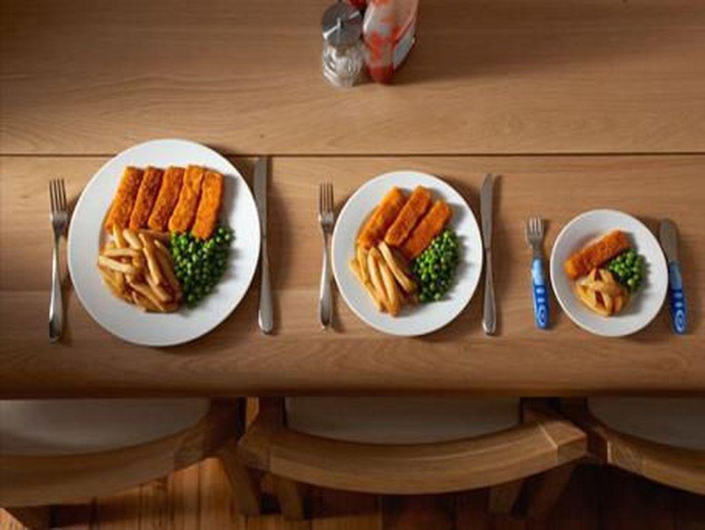 Hati-hati! 7 Pola Makan Ini Bisa Bikin Tubuh Gemuk