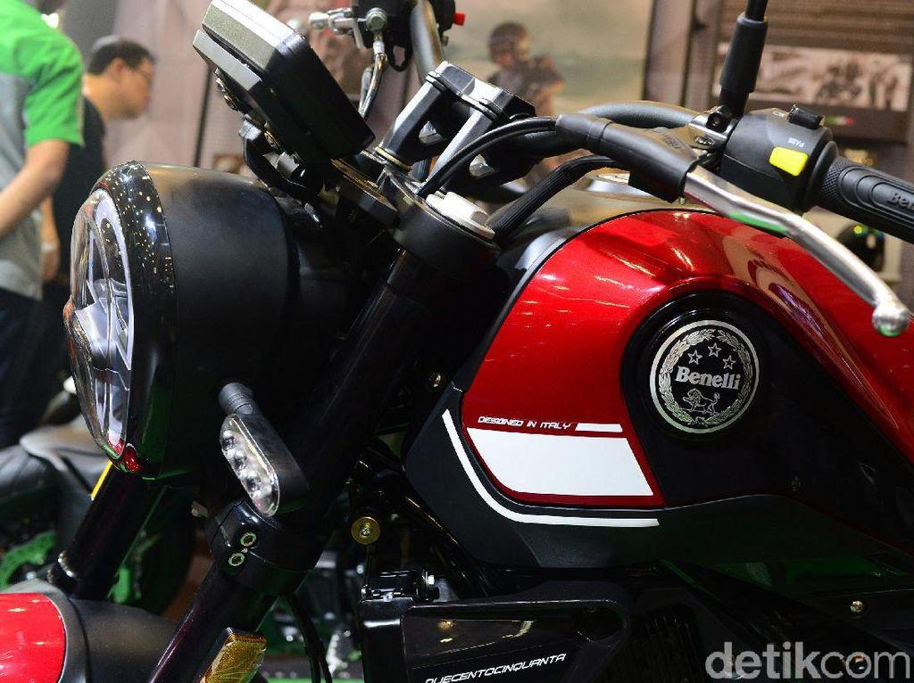 Motor Naked Sport 250 cc Benelli nan Lincah