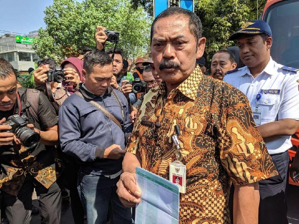 Wali Kota Solo Kumpulkan MKKS Ingatkan Pelajar Tak Ikut Demo