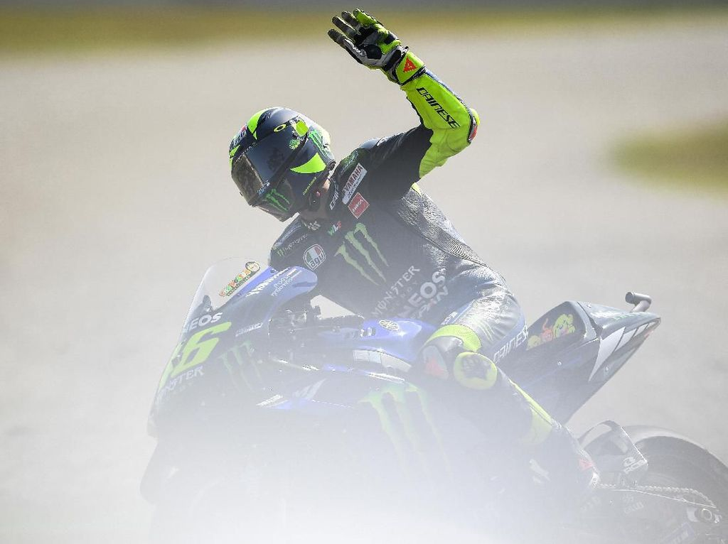 Lap Terakhir Karier Rossi