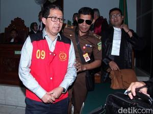 Joko Driyono Divonis 1,5 Tahun Penjara, Jaksa Ajukan Banding