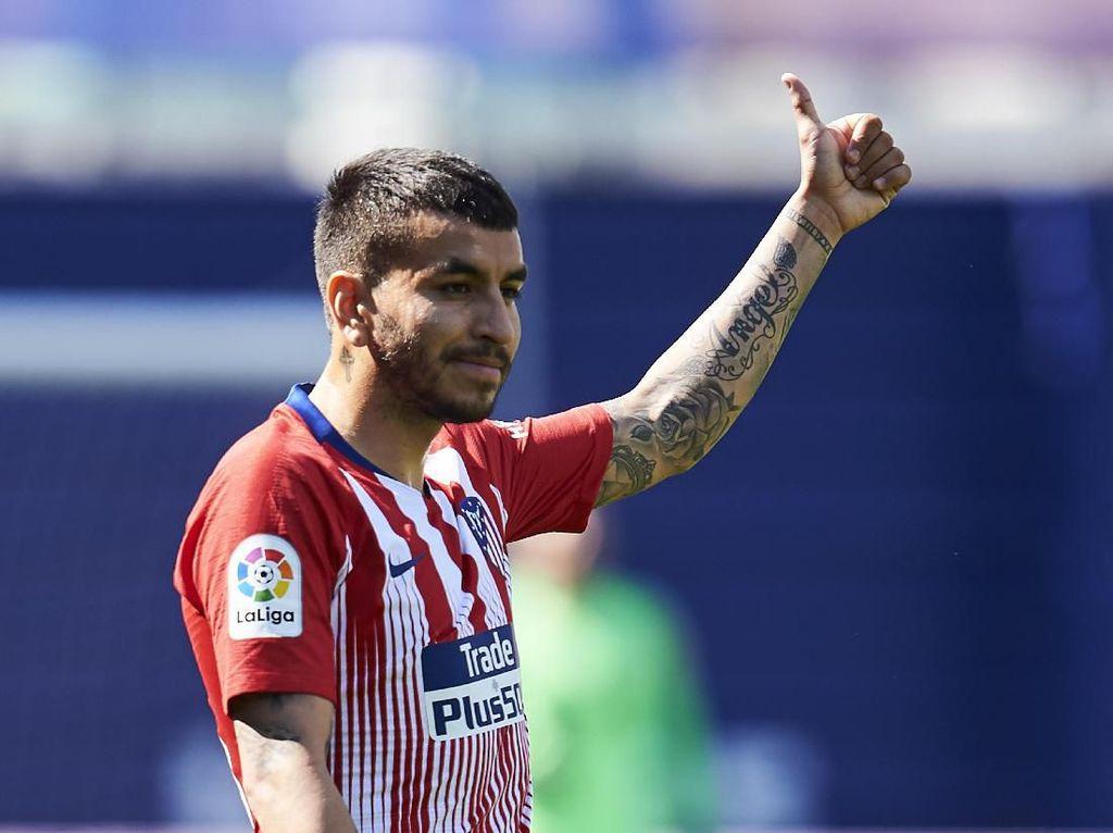 Angel Correa, Striker Atletico yang Perjalanan Hidupnya Sangat Berat