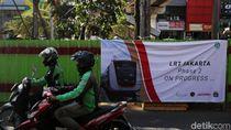 Apa Kabar Proyek LRT Jakarta Fase II?