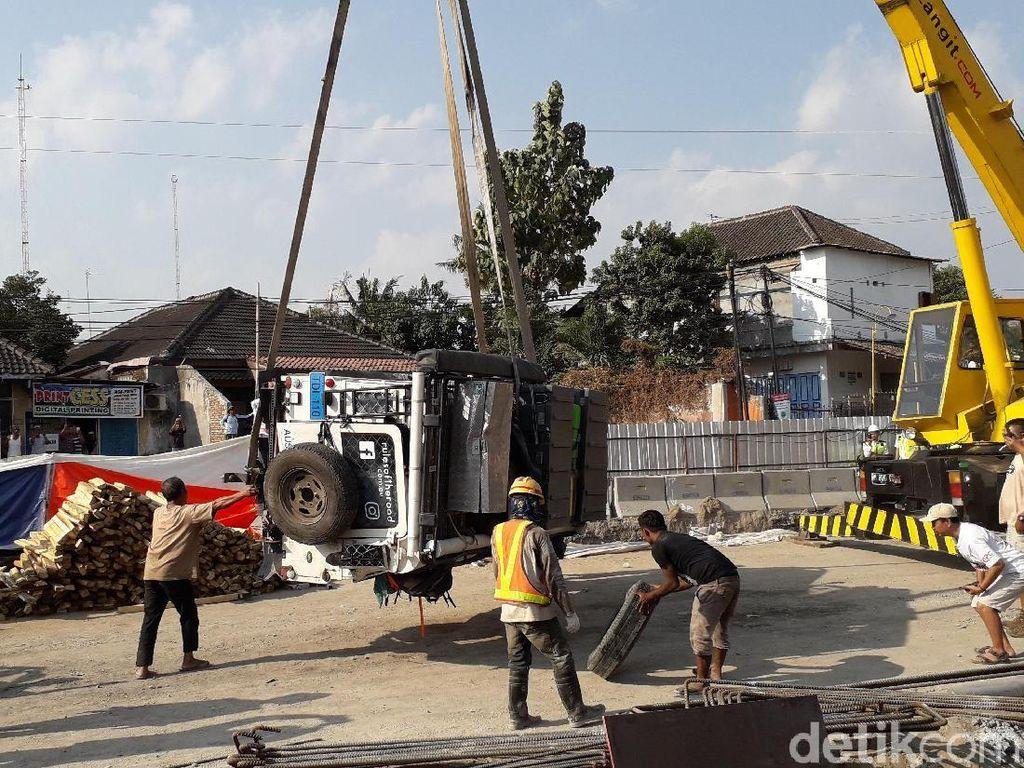 5 Fakta Underpass Kentungan Yogyakarta yang Amblas