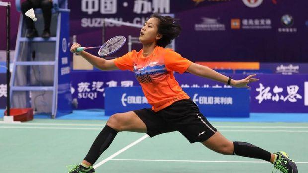 Sempat Unggul 2-0, Tim Badminton Indonesia Gagal Juara AJC