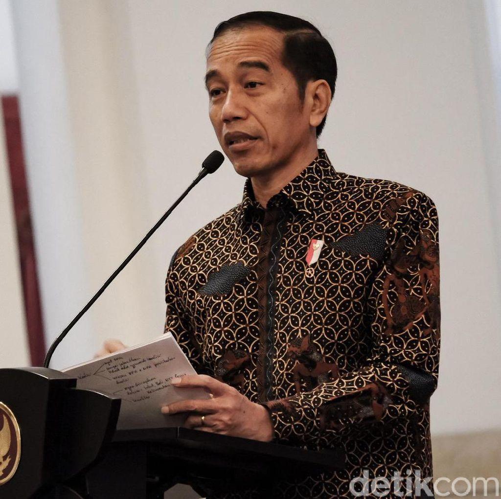 Curhatan Jokowi 30 Tahun RI Nggak Bangun Kilang