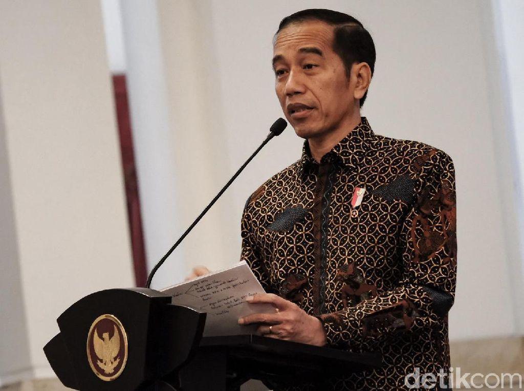 Jokowi Minta Kementerian Kompak Gaet Investasi di Dubai Expo