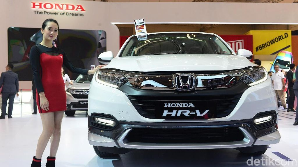 Honda HR-V Kini Punya Versi Mugen