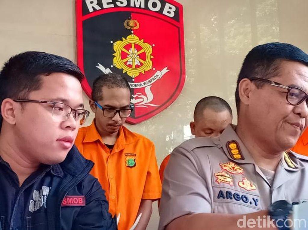Polisi Tangkap Pencuri Spesialis Rumah Kosong di Bekasi