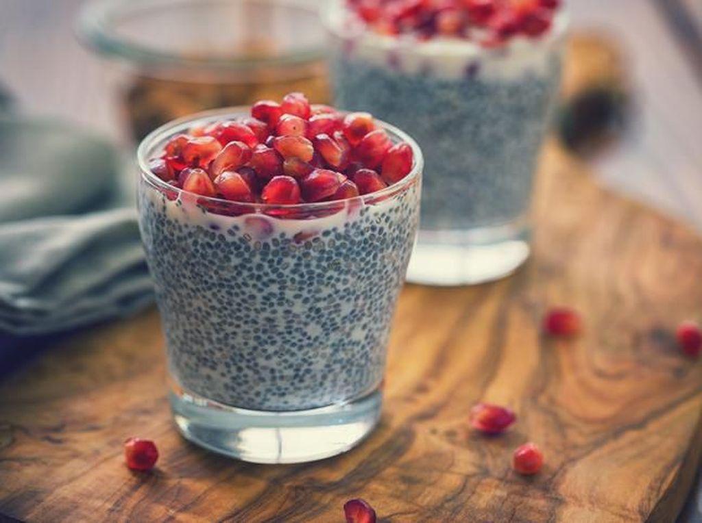 Begini Cara Mengonsumsi Chia Seed yang Kaya Manfaat