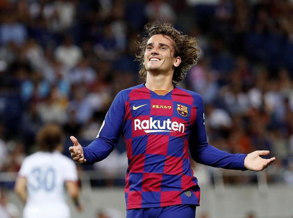 Kalah dari Chelsea, Debut Griezmann di Barcelona Terasa Kurang Manis