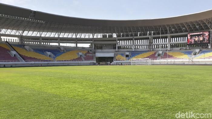 Renovasi Stadion Manahan