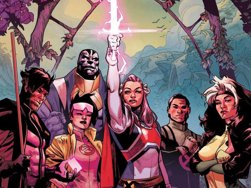 Cerita Para Mutan X-Men Berlanjut di Komik Ini