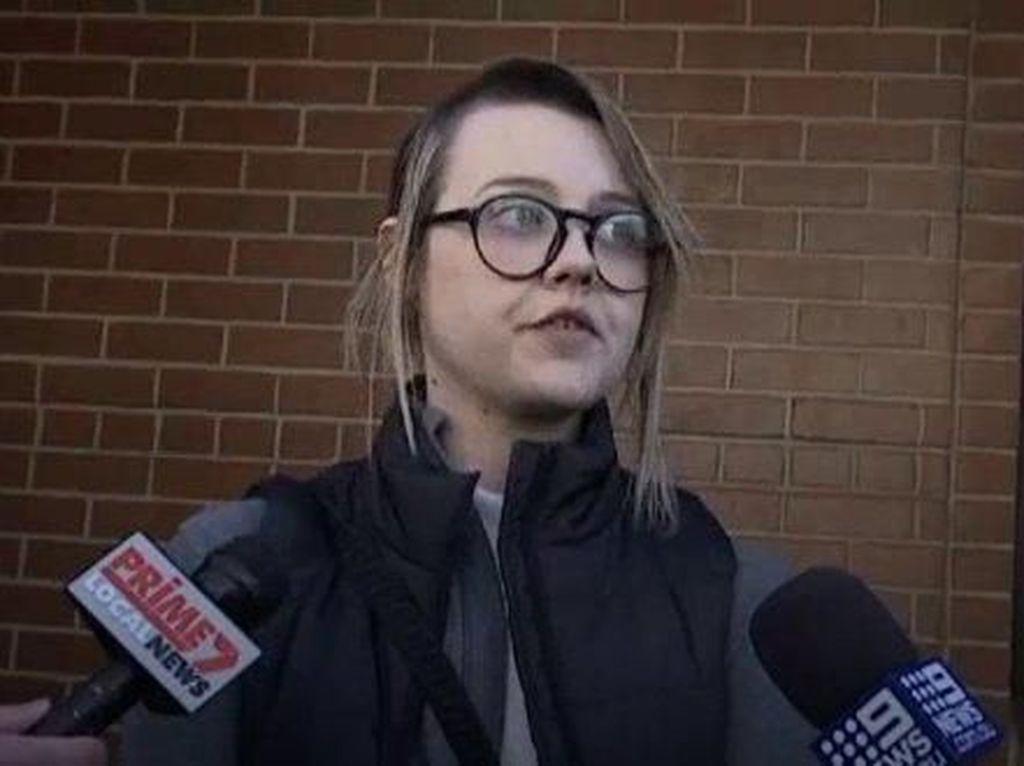 Lempar Telur ke PM Australia, Perempuan Ini Dihukum Kerja Sosial 18 Bulan