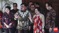Megawati dan Prabowo sepakat rukun usai Pilpres 2019